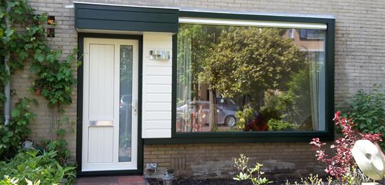 Diensten SBBO: ramen, kozijnen en vensters
